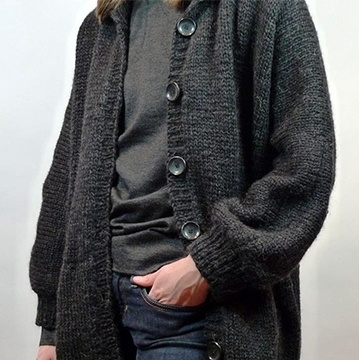 GREENPOINT COMFY CARDI