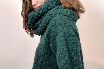 CHESLEY COWL KNITTING PATTERN