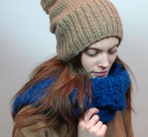 Rock Dove Cowl
