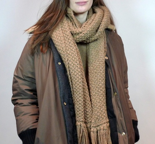 The Jamie Blanket Scarf