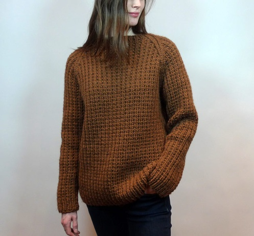 Wetlands Sweater