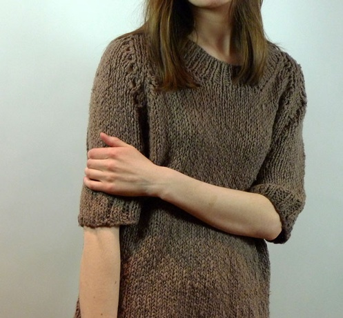 Rubidium Sweater