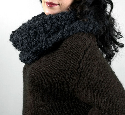 Black Swift Cowl