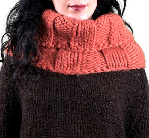 Eco Woodstock Cowl