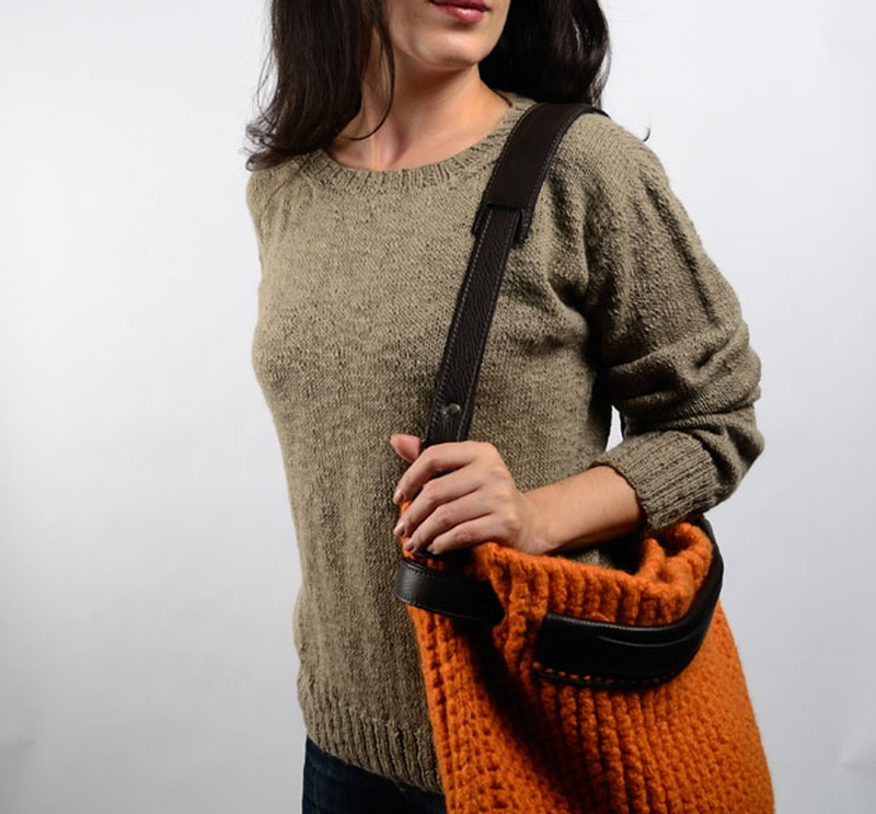 Americo Original | Products | Patterns | Xalibu Felted Bag